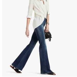 Lucky Brand Jeans - Wide Leg Denim Jeans